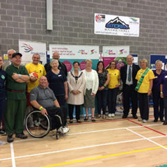Get Out Get Active - Northern Ireland
