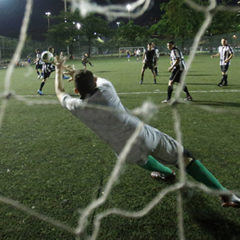 Sport In The Community. Midnight Street Soccer - Northern Ireland