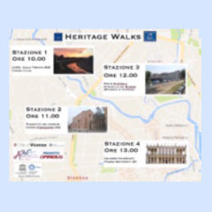 Omnibus Project. Heritage walks - Vicenza, Italy