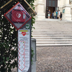 With the heart, for the heart - Vicenza, Italy