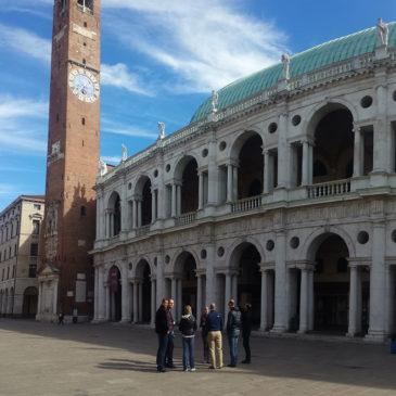 Vicenza kick off meeting