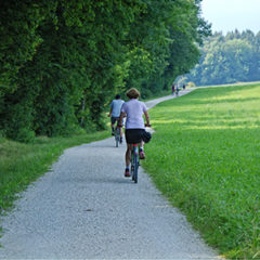 The Treviso to Ostiglia Cycleway - Italy