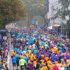 The Ljubljana Marathon - Ljubljana, Slovenia