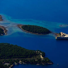 Tourism valorisation of the St. Anthony Channel - Šibenik, Croatia