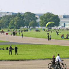 Post-airport usage of Tempelhof - Berlin, Germany