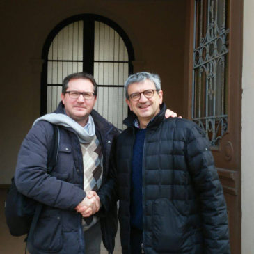 Meeting with the Italian Centre of Sport