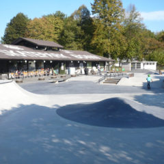 Skatepark Bonn, Germany